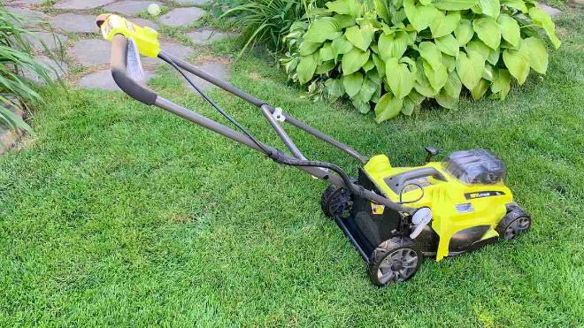 What Amps & Power Does An Corded & Battery Mower Use