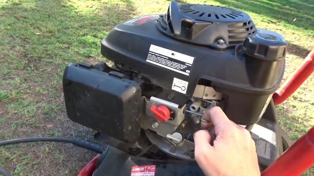 Causes Of Surging & Loss Of Power In Mowers