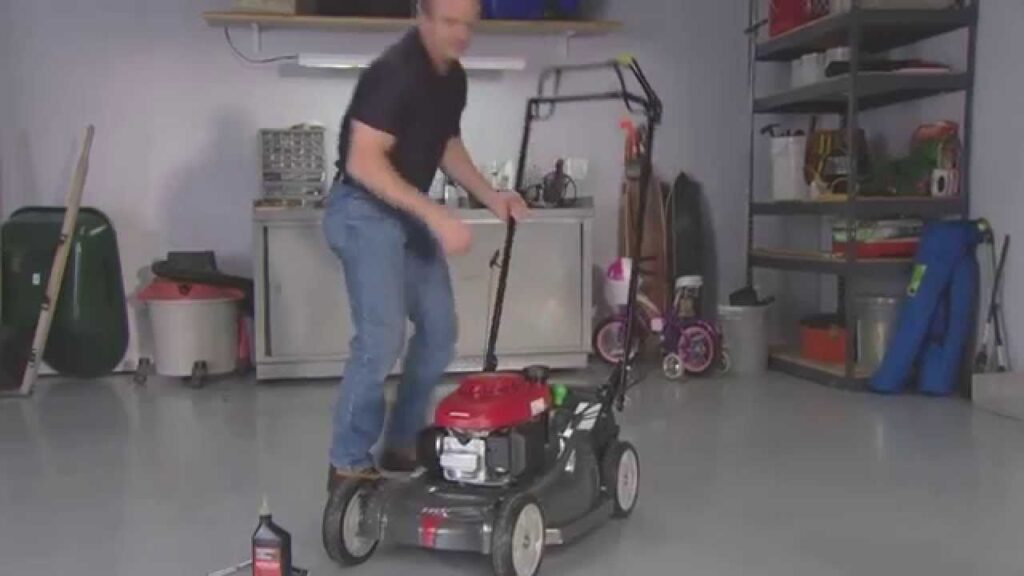 Frequently Asked Questions About Starting a Lawnmower That's Been Sitting