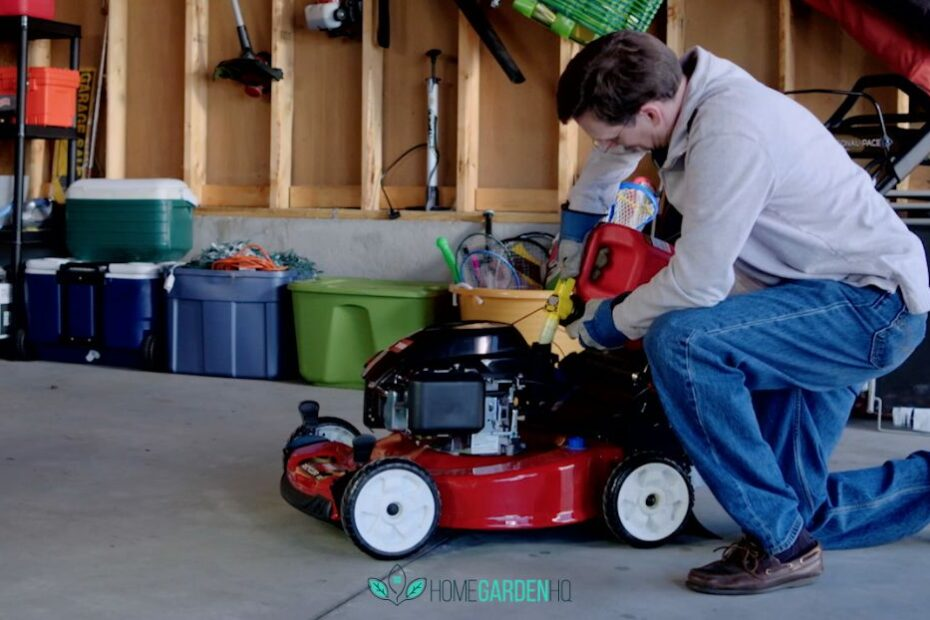 How Much Fuel Does A Petrol Lawn Mower Use Per Hour