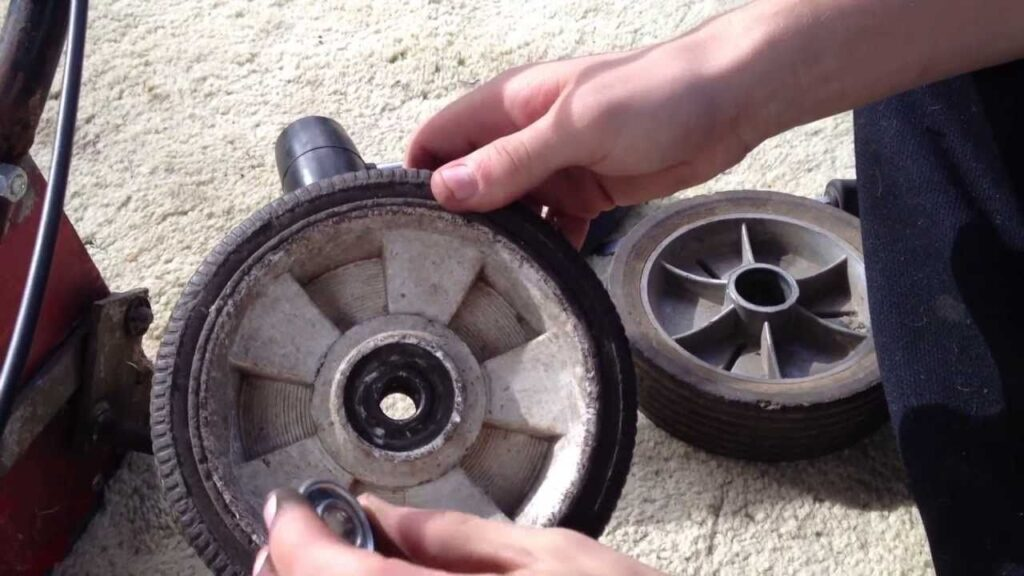 Our Step By Step Guide To Fixing Wobbly Lawn Mower Wheels On Your Mower