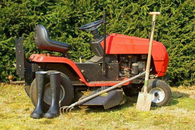 Our Troubleshooting Guide To Start Your Mower 800