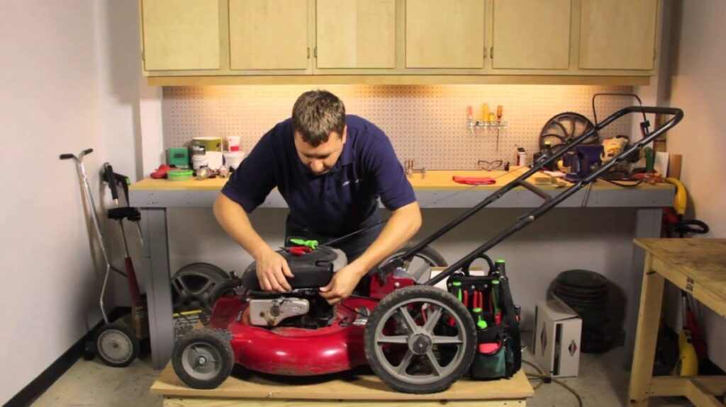 Ways To Maintain Your Mower To Prevent Surging & Power Loss