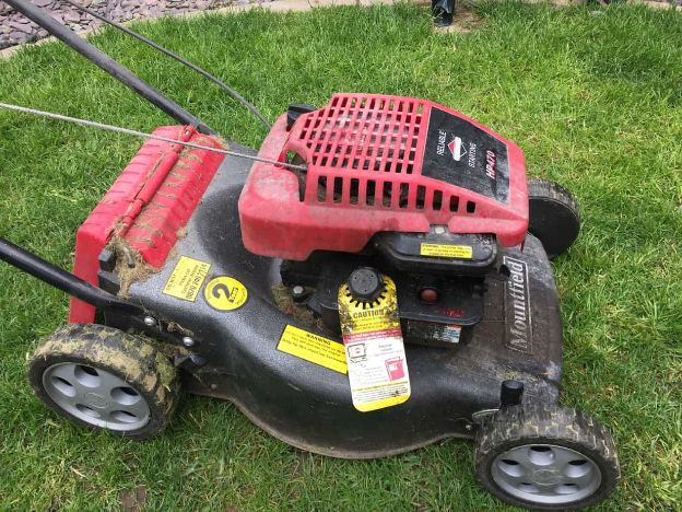 We've listed a few of these ways below to get rid of your old mower.