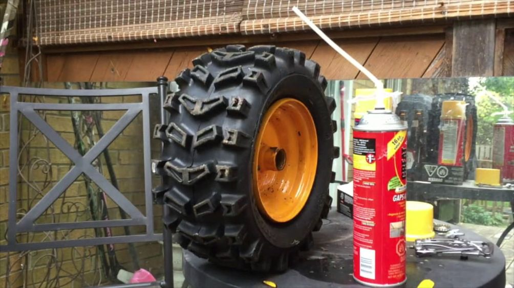What Is The Right Pressure For My Lawnmowers Tyres
